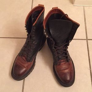 Rocky men's packer work boots 7.5 M